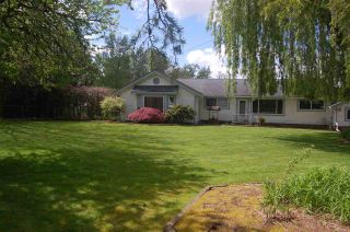 Main Photo: 2585 216 Street in Langley: Campbell Valley House for sale : MLS®# R2578033