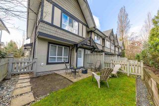 "Photo 33: 149 6747 203 Street in Langley: Willoughby Heights Townhouse for sale in ""Sagebrook"" : MLS®# R2557890"