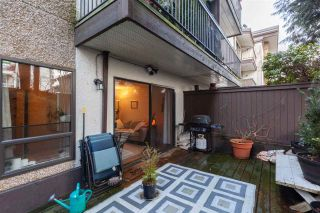 Photo 12: 107 1515 E 5TH Avenue in Vancouver: Grandview Woodland Condo for sale (Vancouver East)  : MLS®# R2423032