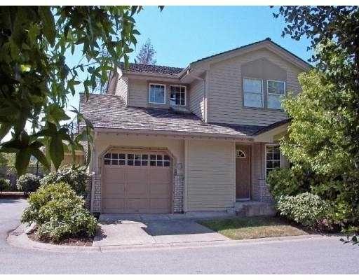 """Main Photo: 17 11580 BURNETT ST in Maple Ridge: East Central Townhouse for sale in """"CEDAR ESTATES"""" : MLS®# V603724"""