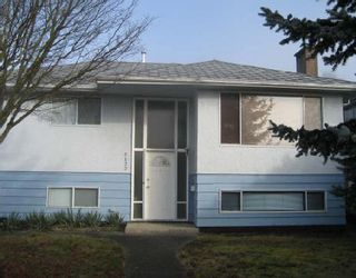 Main Photo: 5133 UNION Street in Burnaby: Capitol Hill BN House for sale (Burnaby North)  : MLS®# V690122