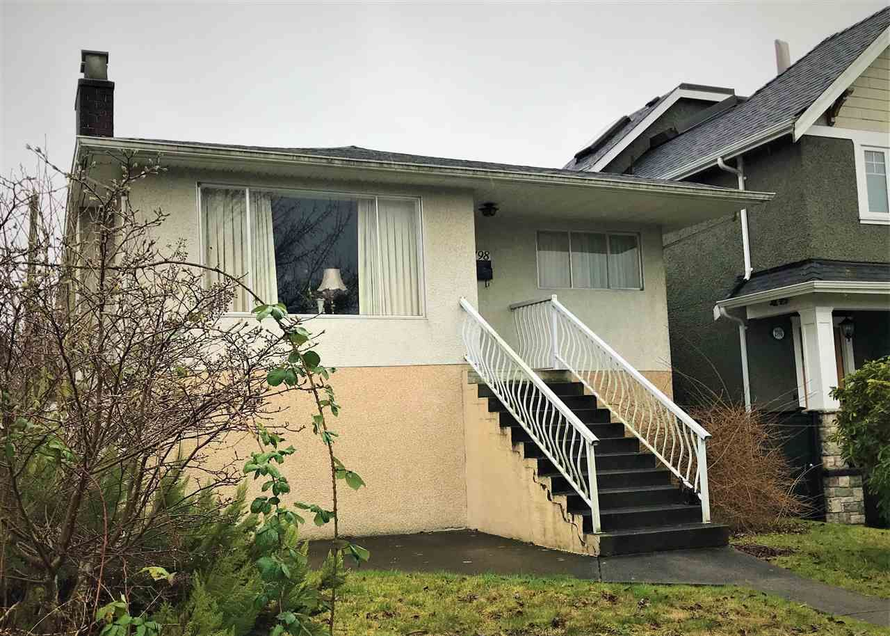 Main Photo: 2798 E 24TH Avenue in Vancouver: Renfrew Heights House for sale (Vancouver East)  : MLS®# R2555409