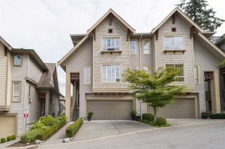 """Photo 1: 129 2738 158 Street in Surrey: Grandview Surrey Townhouse for sale in """"CATHEDRAL GROVE"""" (South Surrey White Rock)  : MLS®# R2306051"""