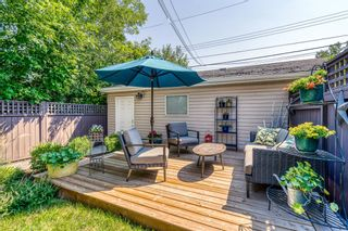 Photo 27: 202 19 Street NW in Calgary: West Hillhurst Semi Detached for sale : MLS®# A1129598