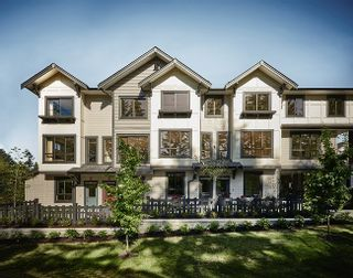 Photo 1: 62 8570 204 STREET in Langley: Willoughby Heights Townhouse for sale : MLS®# R2094185