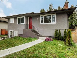 Photo 1: 3590 Shelbourne St in VICTORIA: SE Cedar Hill House for sale (Saanich East)  : MLS®# 805260