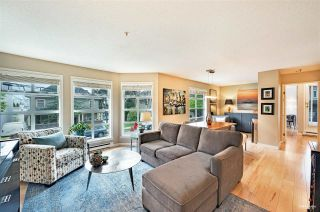 "Photo 1: 114 1236 W 8TH Avenue in Vancouver: Fairview VW Condo for sale in ""GALLERIA II"" (Vancouver West)  : MLS®# R2572661"
