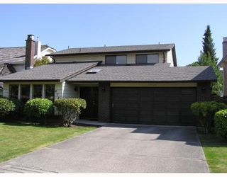 Photo 1: 4746 HERMITAGE Drive in Richmond: Steveston North House for sale : MLS®# V777148