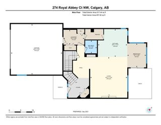Photo 38: 274 Royal Abbey Court NW in Calgary: Royal Oak Detached for sale : MLS®# A1146190