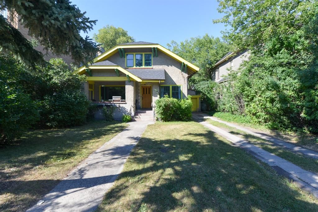 Main Photo: 524 20 Avenue SW in Calgary: Cliff Bungalow Detached for sale : MLS®# A1138521