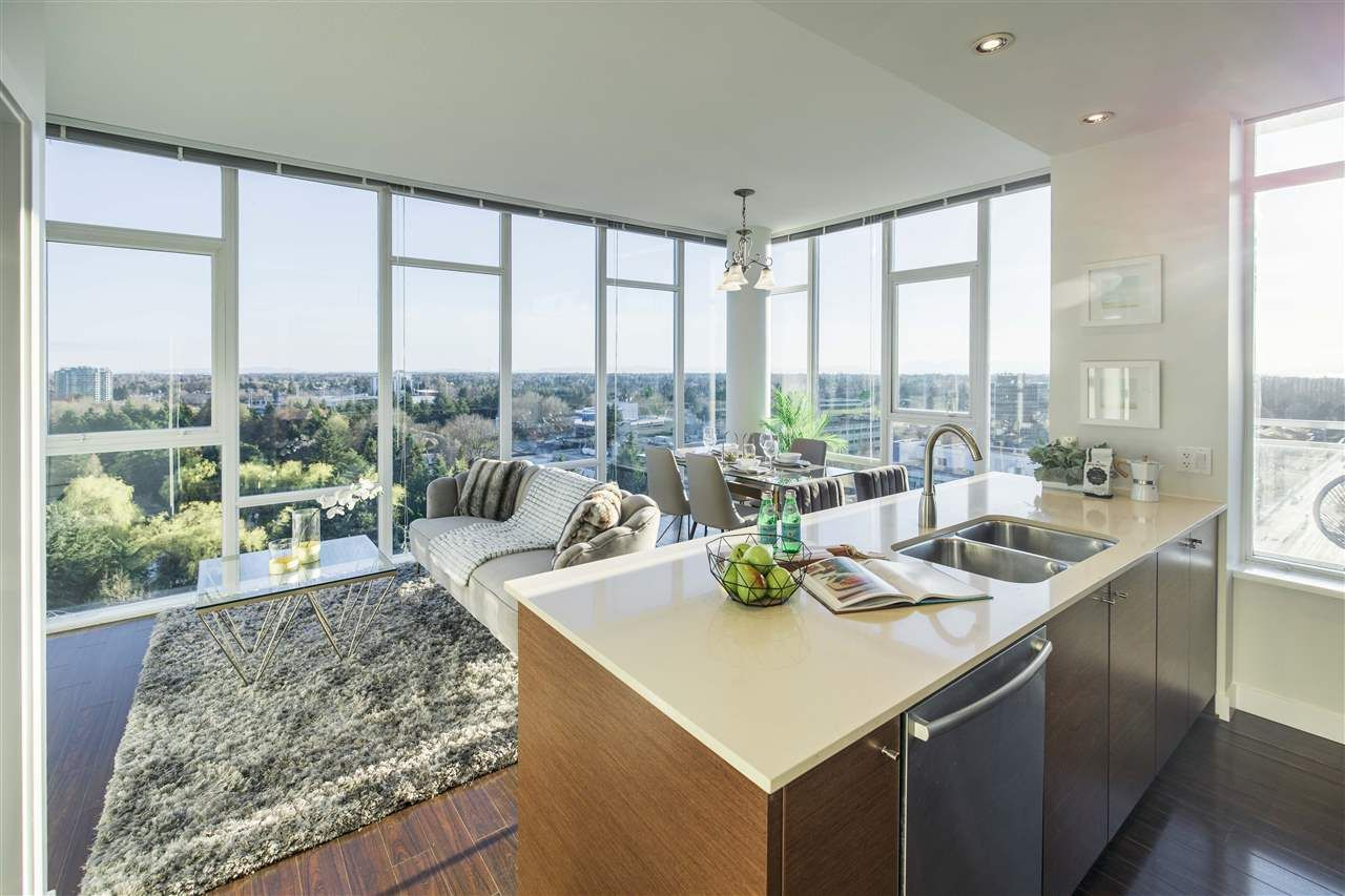 """Main Photo: 1805 7371 WESTMINSTER Highway in Richmond: Brighouse Condo for sale in """"Lotus"""" : MLS®# R2449971"""