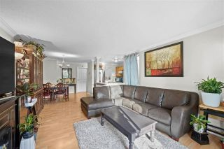 """Photo 7: 101 9151 SATURNA Drive in Burnaby: Simon Fraser Hills Townhouse for sale in """"Mountain Wood"""" (Burnaby North)  : MLS®# R2561706"""