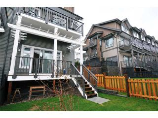 """Photo 10: 115 1460 SOUTHVIEW Street in Coquitlam: Burke Mountain Townhouse for sale in """"CEDAR CREEK"""" : MLS®# V984770"""