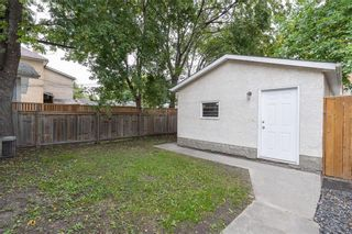 Photo 26: 303 Manitoba Avenue in Winnipeg: North End Residential for sale (4A)  : MLS®# 202122033