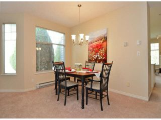 """Photo 6: 17 5708 208TH Street in Langley: Langley City Townhouse for sale in """"Bridle Run"""" : MLS®# F1424617"""