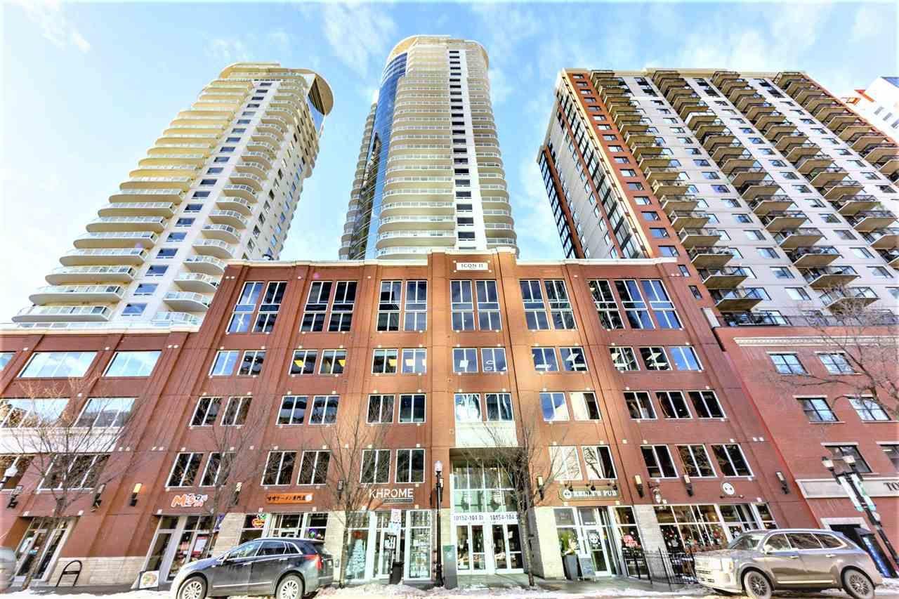 Main Photo: 2704 10152 104 Street in Edmonton: Zone 12 Condo for sale : MLS®# E4220886