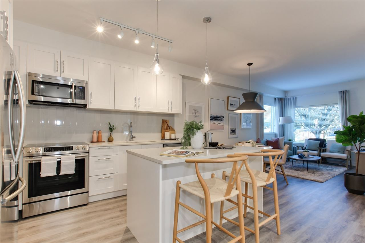 """Photo 8: Photos: 217 20356 72B Avenue in Langley: Willoughby Heights Condo for sale in """"Gala"""" : MLS®# R2552484"""