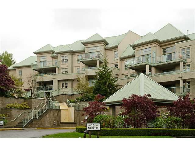 """Main Photo: # 505 301 MAUDE RD in Port Moody: North Shore Pt Moody Condo for sale in """"HERITAGE GRAND"""" : MLS®# V947748"""