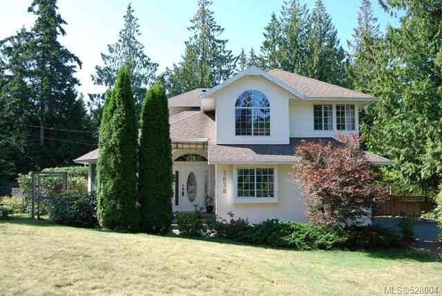 Main Photo: 3638 Gregg Pl in COBBLE HILL: ML Cobble Hill House for sale (Malahat & Area)  : MLS®# 528004