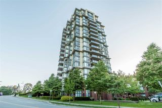 Photo 2: 1803 11 E ROYAL AVENUE in New Westminster: Fraserview NW Condo for sale : MLS®# R2170064