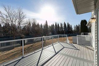 Photo 30: 200 COUNTRY CLUB Point in Edmonton: Zone 22 Attached Home for sale : MLS®# E4236589