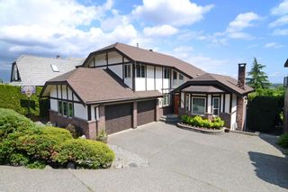 Photo 1: 491 ALOUETTE Drive in Coquitlam: Coquitlam East House for sale : MLS®# R2072004