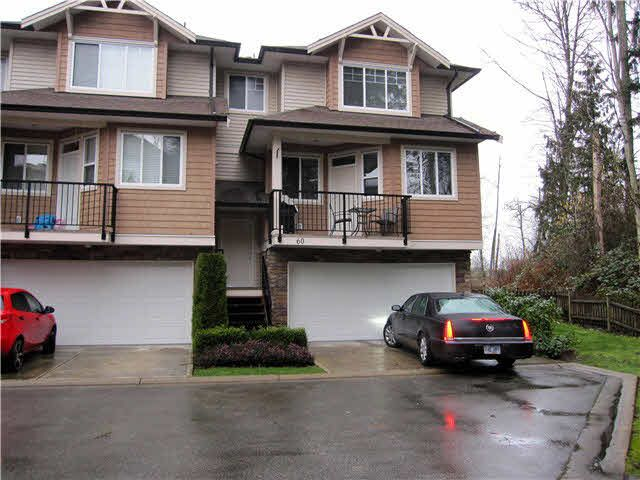 """Main Photo: 60 11720 COTTONWOOD Drive in Maple Ridge: Cottonwood MR Townhouse for sale in """"COTTONWOOD GREEN"""" : MLS®# V1102875"""