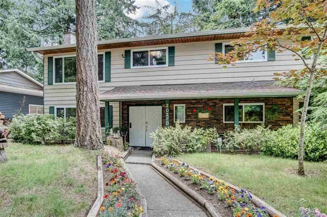 Main Photo: 20270 46 Avenue in Langley: Langley City House for sale : MLS®# R2468615