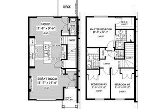 Photo 5: 23 Sunrise Heights: Cochrane Duplex for sale : MLS®# A1017998