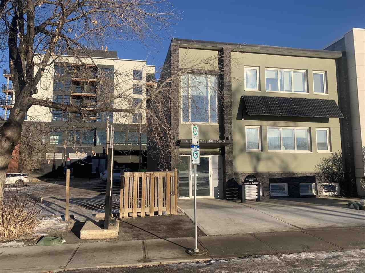 Main Photo: 10436 81 Avenue NW in Edmonton: Zone 15 Office for lease : MLS®# E4225204