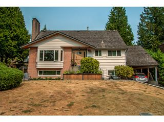 "Photo 1: 521 ROXHAM Street in Coquitlam: Coquitlam West House for sale in ""COQUITLAM WEST/VANCOUVER GOLF CLUB"" : MLS®# V1132951"