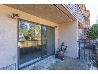 """Photo 17: 105 33956 ESSENDENE Avenue in Abbotsford: Central Abbotsford Condo for sale in """"Hillcrest Manor"""" : MLS®# R2192762"""