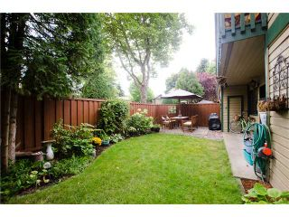 """Photo 27: 11712 KINGSBRIDGE Drive in Richmond: Ironwood Townhouse for sale in """"KINGSWOOD DOWNES"""" : MLS®# V968100"""