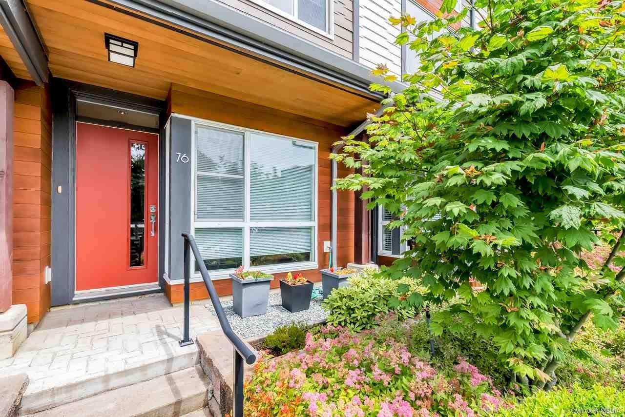 Main Photo: 76 16222 23A Avenue in Surrey: Grandview Surrey Townhouse for sale (South Surrey White Rock)  : MLS®# R2465823