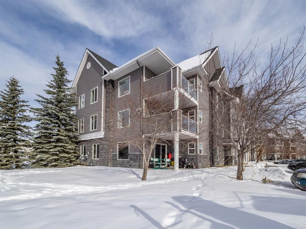 Main Photo: 1117 1117 Tuscarora Manor NW in Calgary: Tuscany Apartment for sale : MLS®# A1073470