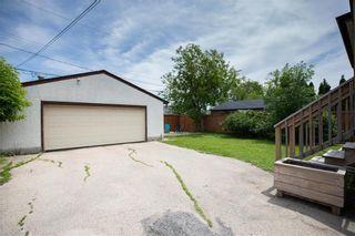 Photo 30: 507 Greenacre Boulevard in Winnipeg: Residential for sale (5G)  : MLS®# 202014363