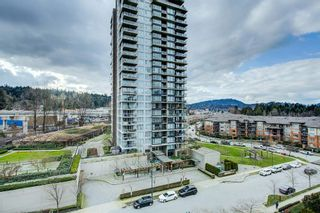 """Photo 1: 902 660 NOOTKA Way in Port Moody: Port Moody Centre Condo for sale in """"NAHANNI"""" : MLS®# R2436770"""