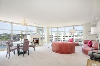Photo 3: 709 990 BEACH AVENUE in Vancouver: Yaletown Condo for sale (Vancouver West)  : MLS®# R2187799