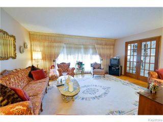 Photo 3: 4630 Roblin Boulevard in Winnipeg: Residential for sale (1F)  : MLS®# 1623995