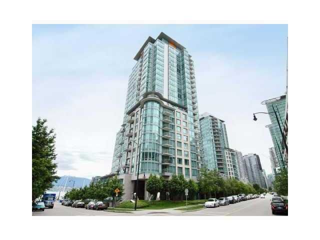 """Main Photo: 1504 590 NICOLA Street in Vancouver: Coal Harbour Condo for sale in """"Cascina"""" (Vancouver West)  : MLS®# V1009608"""