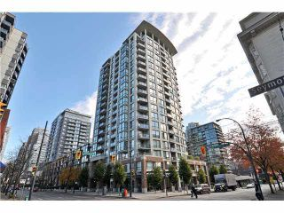 "Photo 1: 1905 1082 SEYMOUR Street in Vancouver: Downtown VW Condo for sale in ""FREESIA"" (Vancouver West)  : MLS®# V1124025"
