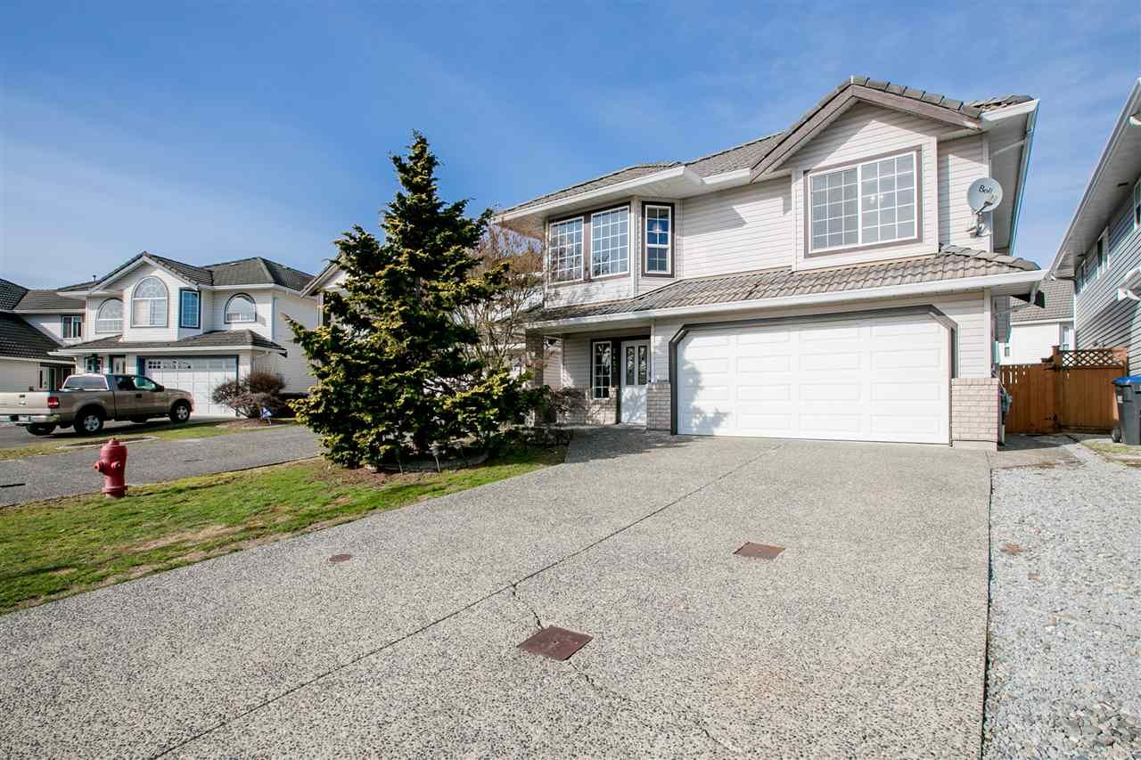 Main Photo: 2453 GILLESPIE Street in Port Coquitlam: Riverwood House for sale : MLS®# R2241435
