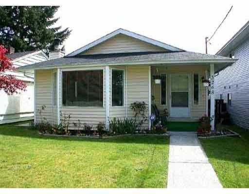 Main Photo: 3268 WELLINGTON ST in Port_Coquitlam: Glenwood PQ House for sale (Port Coquitlam)  : MLS®# V290858
