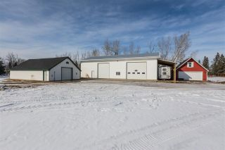 Photo 38: 26021 Hwy 37: Rural Sturgeon County House for sale : MLS®# E4231941
