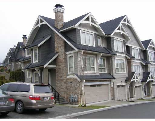 "Main Photo: 84 1357 PURCELL Drive in Coquitlam: Westwood Plateau Townhouse for sale in ""WHITETAIL"" : MLS®# V755813"