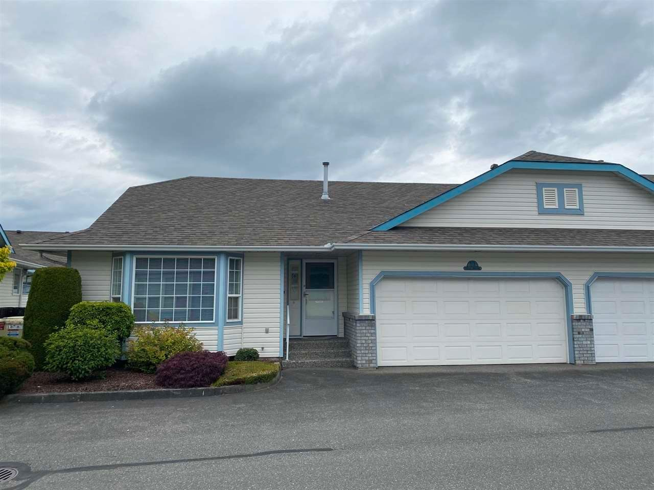 """Main Photo: 13 45175 WELLS Road in Chilliwack: Sardis West Vedder Rd Townhouse for sale in """"Wellsbrooke"""" (Sardis)  : MLS®# R2585586"""