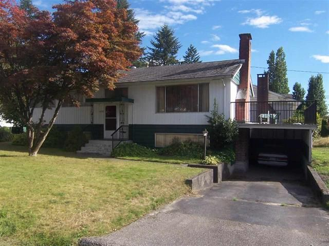 Main Photo: 1648 DORSET Avenue in Port Coquitlam: Glenwood PQ House for sale : MLS®# R2145583