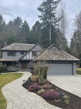"""Main Photo: 5505 CLIFFRIDGE Place in North Vancouver: Canyon Heights NV House for sale in """"Canyon Heights"""" : MLS®# R2547203"""