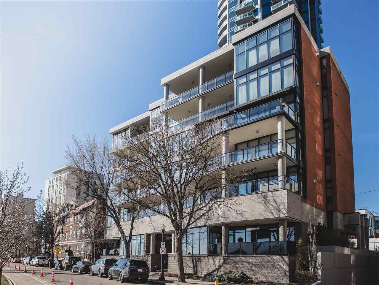 Main Photo: 301 11930 100 Avenue in Edmonton: Zone 12 Condo for sale : MLS®# E4238902
