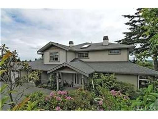 Main Photo: 6665 Tamany Dr in VICTORIA: CS Tanner House for sale (Central Saanich)  : MLS®# 436222